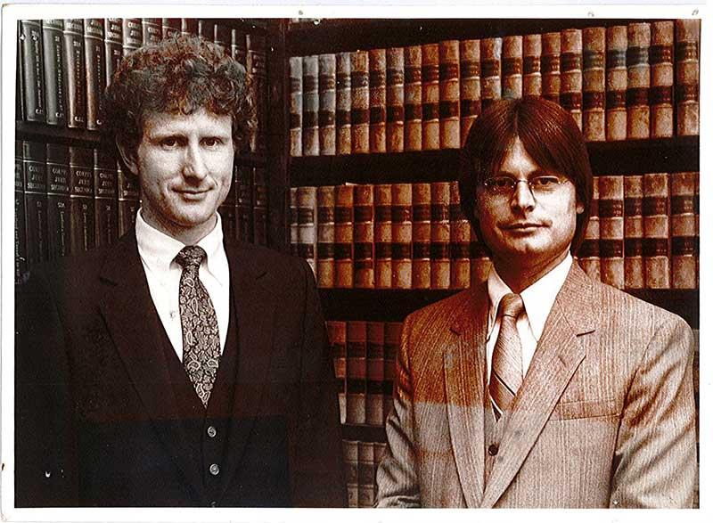 Hvistendahl Moersch 1980s