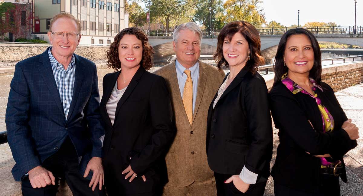 Hvistendahl, Moersch, Dorsey and Hahn attorneys